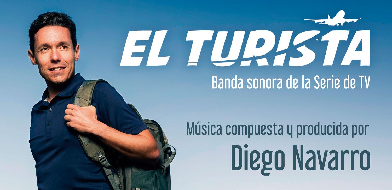 Diego Navarro releases 'El turista' original score