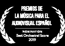 PREMIOS DE LA MÚSICA PARA EL AUDIOVISUAL ESPAÑOL