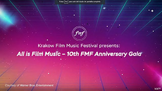 FMF 2017: 10th FMF Anniversary Gala | The Lord of the Rings I suite | Howard Shore