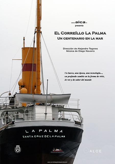 EL CORREILLO LA PALMA, UN CENTENARIO EN LA MAR