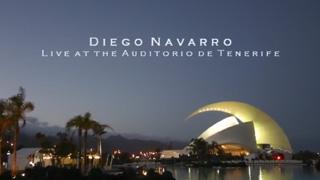 Diego Navarro. Banda sonora de Óscar una pasión surrealista – Retrato de Roma
