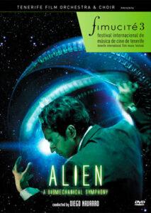 Alien, a biomechanical symphony