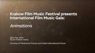 «Capture the Flag» Suite for Orchestra & Choir – World Premiere FMF Animations Gala 2016