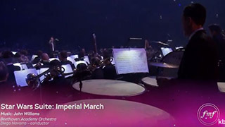 FMF 2017: 10th FMF Anniversary Gala | Star Wars Suite: Imperial March | John Williams