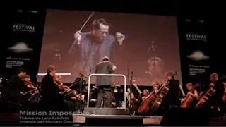 «Making of» Festival Musiques à l'Image 2014 avec Diego Navarro