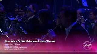 FMF 2017: 10th FMF Anniversary Gala | Star Wars Suite: Princess Leia's Theme | John Williams