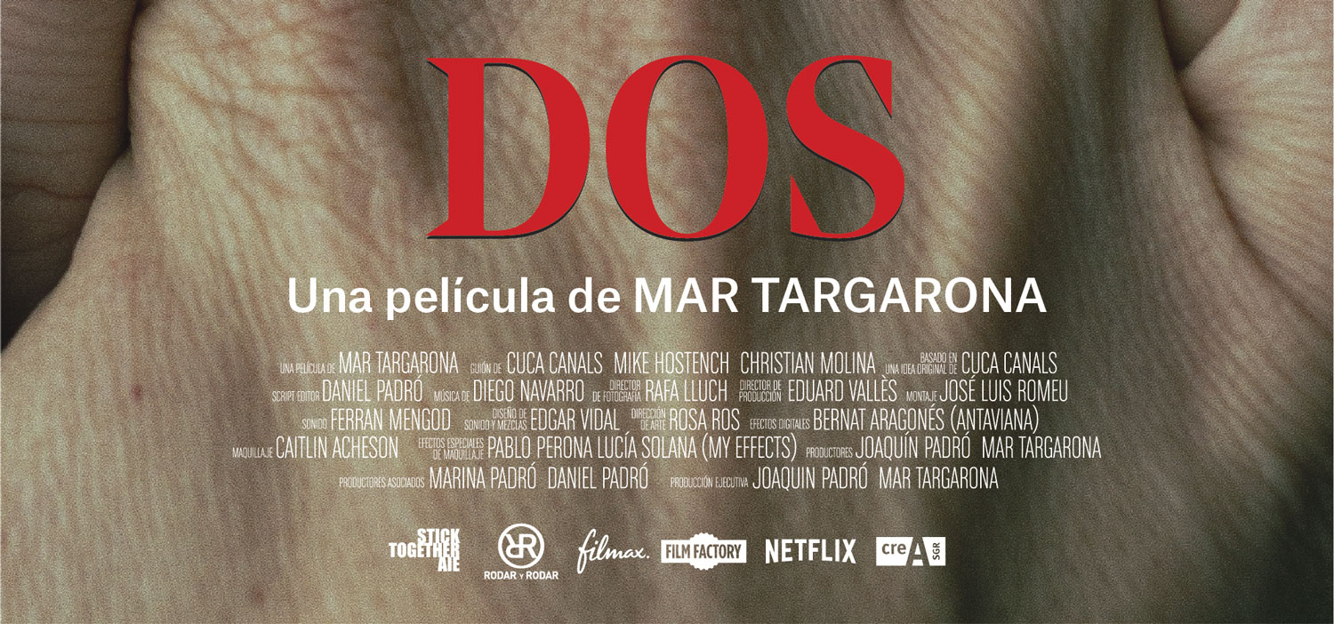 We are happy to present the poster and trailer for the film DOS directed by Mar Targarona